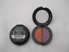 Astor Eye Artist Duo Eyeshadow Matte And Shine 940 Bazaar Chic New