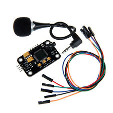 Voice Recognition Module with microphone Dupont jumper wire for Arduino DIY