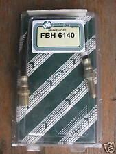 NEW REAR FLEXABLE BRAKE HOSE - FITS: FORD ESCORT MK3 & XR3 (1980-82)