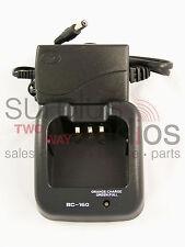 RAPID CHARGER BC-160 FOR ICOM RADIO F3161 F4161 F14 F24 F3021 F4021 F4011 F3011