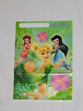 NEW~ TINKERBELL~  8- TREAT SACKS  PARTY SUPPLIES