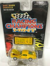 Racing Champions MINT 1968 SHELBY MUSTANG  YELLOW
