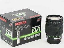 Pentax SMC DA 17-70mm f/4 AL (IF) SDM Zoom Lens,  Boxed near mint condition