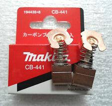 Kohlebürsten Paar Set Makita cb-441 194435-6 bhr202rfe bhr241rfe jr140d jr180d