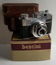 Macchina fotografica COMET II BENCINI MILANO - usato vintage