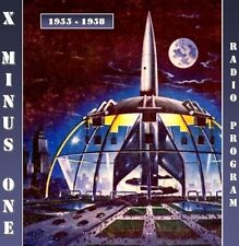 X Minus One Old 129 Time Radio Complete Collection 3 x MP3 CD's 65 Hours
