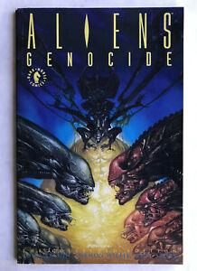 ALIENS GENOCIDE TPB : VF/NM : 1992 Dark Horse, 1st Edition HTF OOP