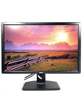 "Dell UltraSharp U3014 30"" 2K 2560x1600 60Hz LED Monitor USB Hub VESA HDMI DVI"