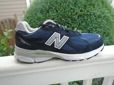 New Balance Mens 990 USA Heritage Collection navy Shoes Sneakers Size 11D