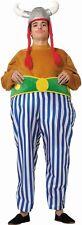 Déguisement Homme Obélix XL Costume Adulte Dessin Animé Film Cinéma