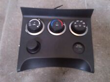 14 NISSAN ROUE A/C HEATER TEMPERATURE CLIMATE CONTROL