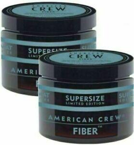 American Crew Fiber Supersize 150g Duo 2 x 150gram Tubs