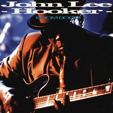 JOHN LEE HOOKER - BOOB BOOM   CD NEUF