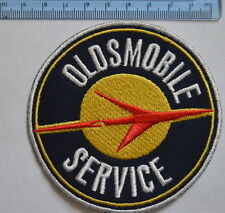 2237 Hot Rod Patch Oldsmobile Badge iron on/sew on embroidered patch