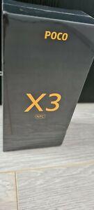 Xiaomi Poco x3 - 6gb - 64gb-Shadow Gray-NFC-DUAL SIM-Entsperrt
