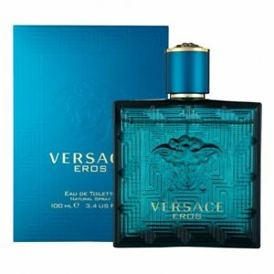 NEW - VERSACE Versace Eros EDT 100 mL - FREESHIPPING