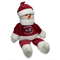 Detroit Red Wings Snowflake Friend Plush Snowman