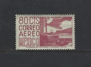 MEXICO - #C194 - 80c AIRMAIL MINT STAMP (1952) MNH