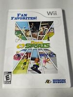 Deca Sports- Nintendo  Wii Game Complete With Manual
