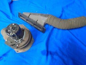 1971 72 73 Charger Road Runner Satellite GTX rear defogger blower assembly