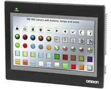 "Pantalla táctil color 10"" ethernet colour touch screen HMI Omron NB NB10W-TW01B"