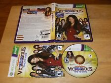 Nickelodeon Victorious Time To Shine for XBox 360 U.S. 2011 D3 Requires Kinect