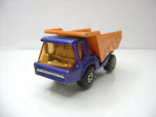 Diecast Matchbox Superfast Atlas No. 23 Blue/Orange Good Condition