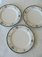 Studio Nova Adirondack - Aztec Design -  Set of 3 Dinner Plates