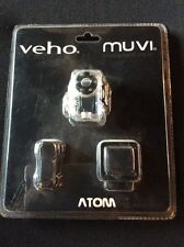 New VEHO VCC-A005-WPC Muvi Waterproof Case Kit Atom Digital Mini Video Camera