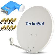 TCS 1080/0010 - TechniSat TV SAT TechniDish 80 beige