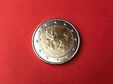 2 Euro Gedenkmünze Monaco 2013  20 Jahre UNO prägefrisch - Euromünzen