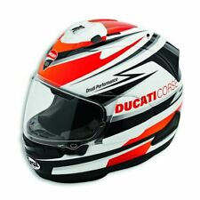 Ducati Arai RX 7 V Corse Speed Motorradhelm Helm Sport Integralhelm Racing SALE