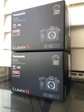 Panasonic Lumix G9 Mirrorless Camera Body, Black #DC-G9P-K BODY