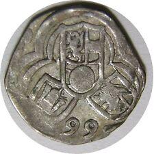 New listing elf Austria Empire Salzburg Archbishopric 1 Pfennig (15)99 Silver