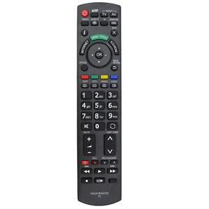 TV Remote Control For Panasonic N2QAYB000487