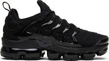 Nike Air Vapormax Plus/ US 10.5/ Triple Black/ 924452 004