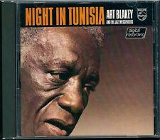 Art Blakey - Night In Tunisia CD West Germany Blue Arrow Philips
