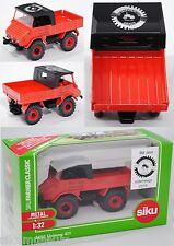 Siku Farmer 3450 Mercedes-Benz Unimog 411 Alt-Traktoren-Club Ahaus Sondermodell