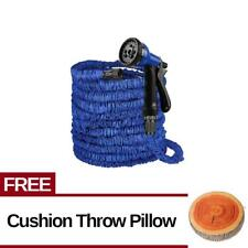 Expandable Flexible Garden Hose(up to 50 ft) Free Throw Pillow (Sycamore Tree)