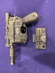 Star Wars Kenner ORIGINAL 1978 Han Solo Left Handed Blaster Pistol TOY