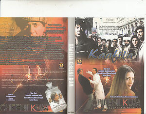 Kaafila-2007-Sunny Deol/Cheeni Kum-2007-India 2 Movie-DVD