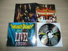 @ CD WANG DANG - ELECTRILIVED RARE DUTCH HARDROCK GLAM INDIE / PRIVATE 1999