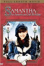 SAMANTHA: AN AMERICAN GIRL HOLIDAY DVD AnnaSophia Robb Mia Farrow NEW