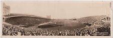 1927 Illinois v Northwestern Football Game - Dyche Stadium - Original Photograph