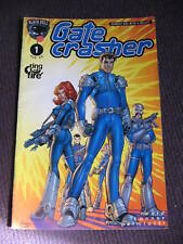 BLACK BULL COMICS - GATE CRASHER #1
