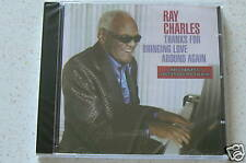 CD RAY CHARLES - THANKS FOR BRINGING ... NEUF SCELLE
