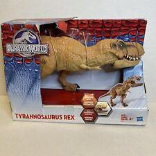 Jurassic World Tyrannosaurus Rex Chomping Jaws T-Rex Hasbro Trex Jurassic Park