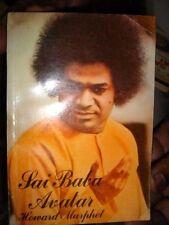 INDIA RARE - SATYA SAI BABA - 3 BOOKS IN 1 LOT