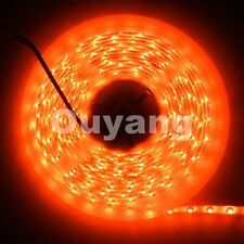 5m 300leds ORANGE SMD 3528 Waterproof Flexible XMAS light lamp LED Strip