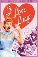 I Love Lucy - The Complete Sixth Season (DVD, 2006, 4-Disc Set, Checkpoint)